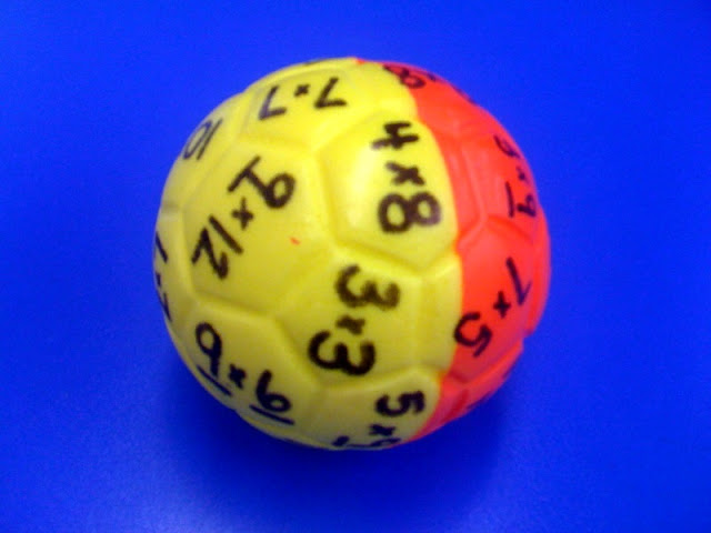 Multiplication Ball for $1.50