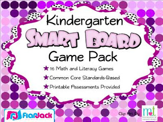Early Elementary Smart Board FREEBIE and Other Titles