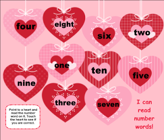 Valentine Smart Board Freebies!