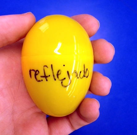 Teaching Reflection and Absorption With Easter Eggs