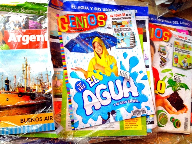 Classroom Shopping in Argentina!