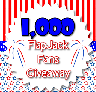 1,000 FlapJack Fans Giveaway!