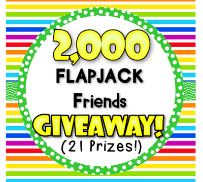 FlapJack 2,000 Friends Giveaway – 21 Prizes!