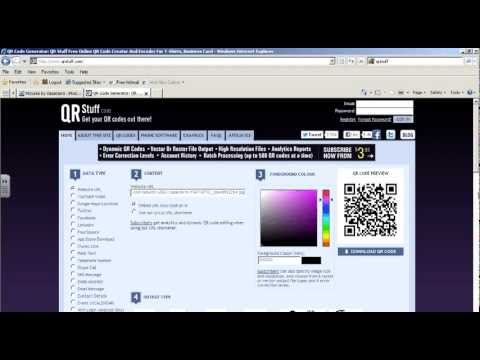 How to Add an Image to a QR Code