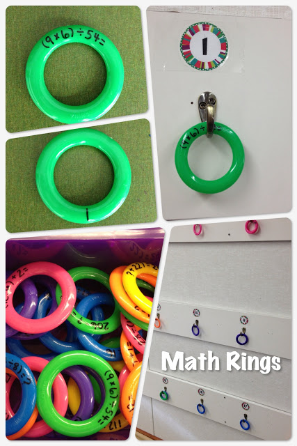 Math Rings Game