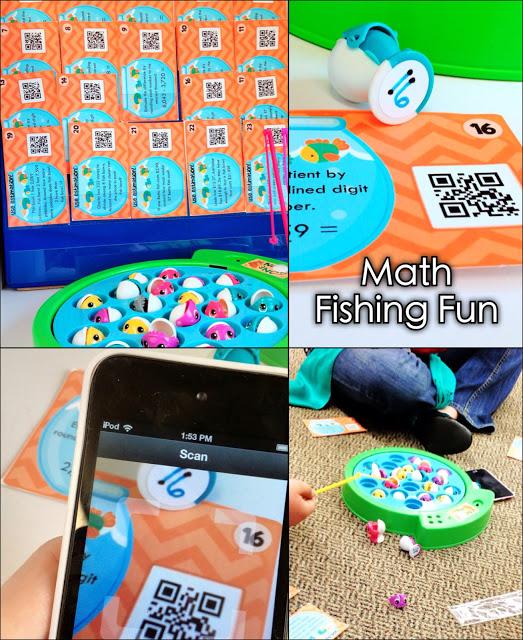 Math Fishing Fun