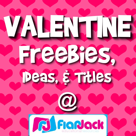 Valentine Freebies, Ideas, & Titles!