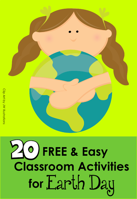 Twenty Fun and FREE Earth Day Resources