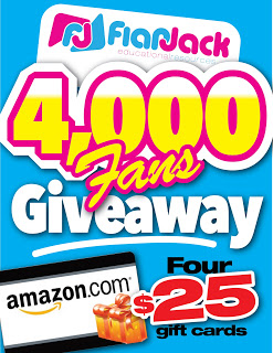 4,000 FlapJack Fans Four $25 Amazon Gift Cards Giveaway!