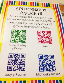 Create QR Codes of Student Demonstrations/Tutorials with the Educreations App