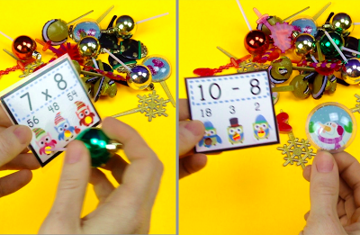 Poke Cards Video! Awesome activity for self-checking centers!
