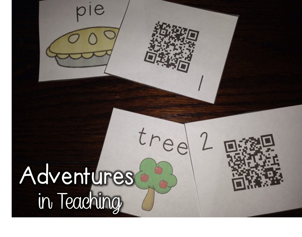 Chromebooks, Promethean, QR Codes and More! Guest Post by Adventures in Teaching