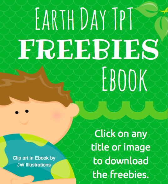Earth Day TpT FREEBIES Ebook – Canva Fun!