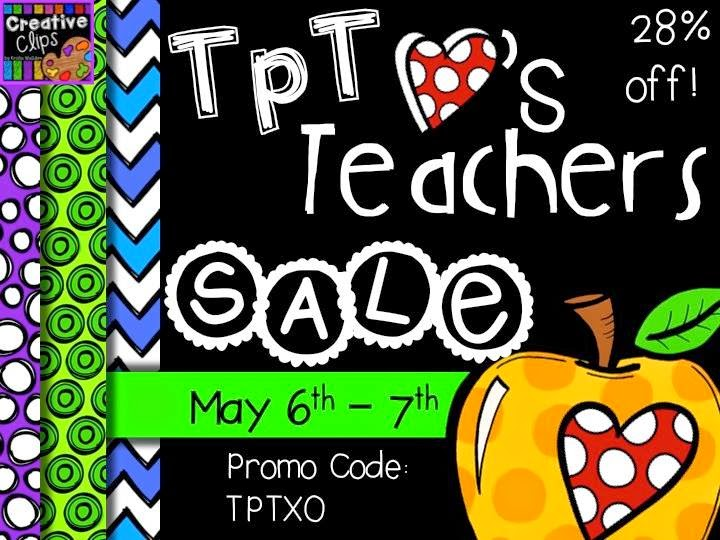 FlapJack TpT Teacher Appreciation Sale – 28% Off!