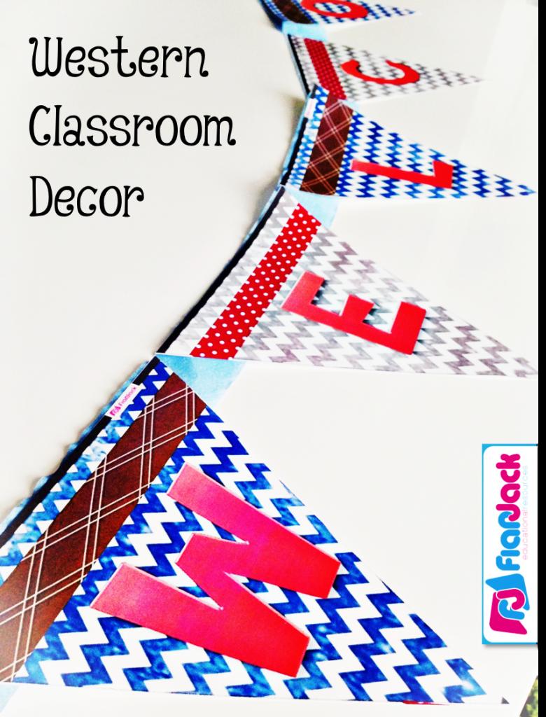 Western Classroom Decor ~ Western cowboy behavior coupons freebie ideas