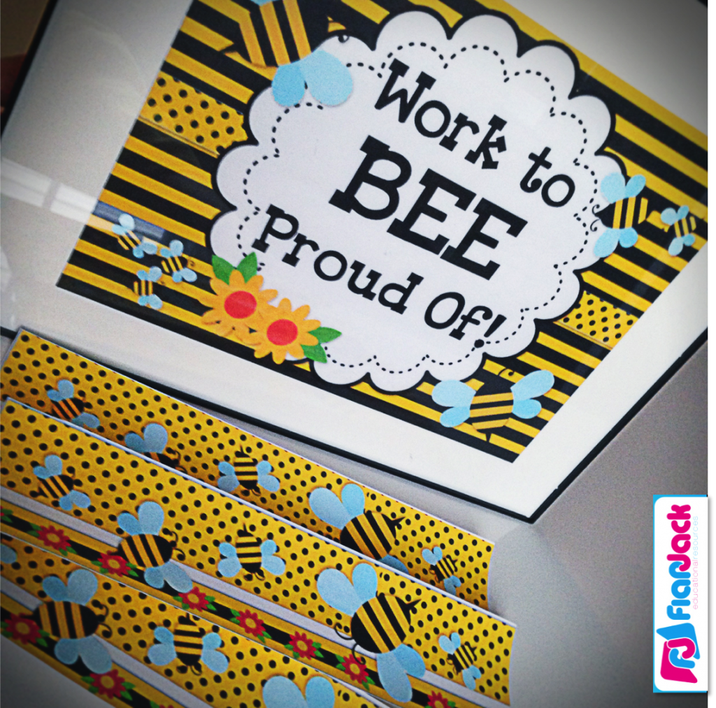 Classroom Ideas With Bees ~ Bee freebie behavior coupons ideas and classroom decor pack