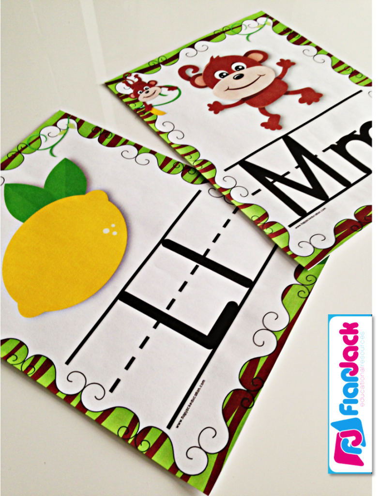 http://www.teacherspayteachers.com/Product/MONKEY-Themed-Classroom-Decor-Materials-Pack-1254995