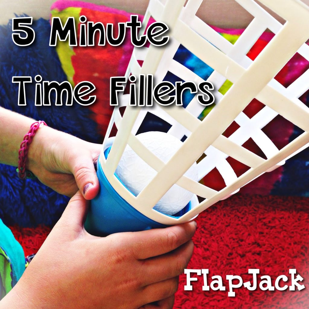 Five Minute Time Fillers