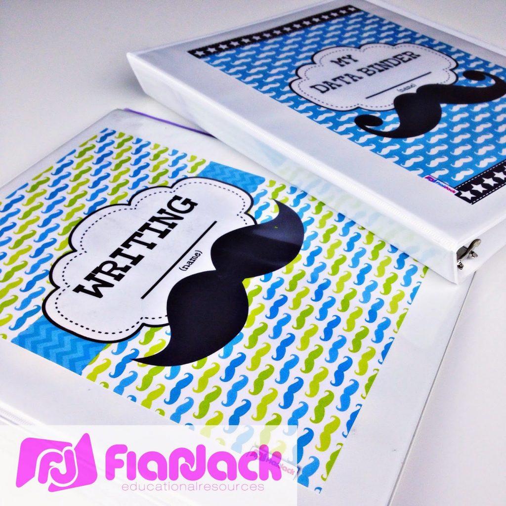 http://www.teacherspayteachers.com/Product/MUSTACHE-MOUSTACHE-Themed-Classroom-Decor-Materials-Pack-1283453