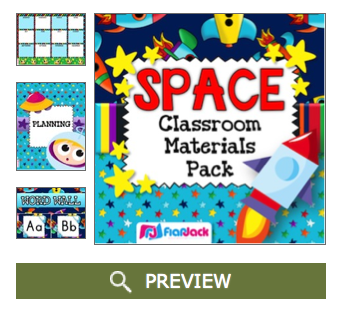 http://www.teacherspayteachers.com/Product/SPACE-Themed-Classroom-Decor-Materials-Pack-1260088