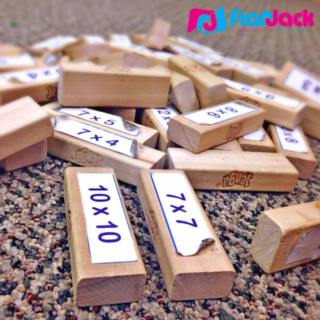 http://www.teacherspayteachers.com/Product/FREE-Multiplication-Facts-Jenga--154973
