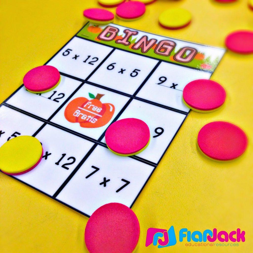 http://www.teacherspayteachers.com/Product/Multiplication-Pumpkin-Patch-MagnetMat-Fun-156494