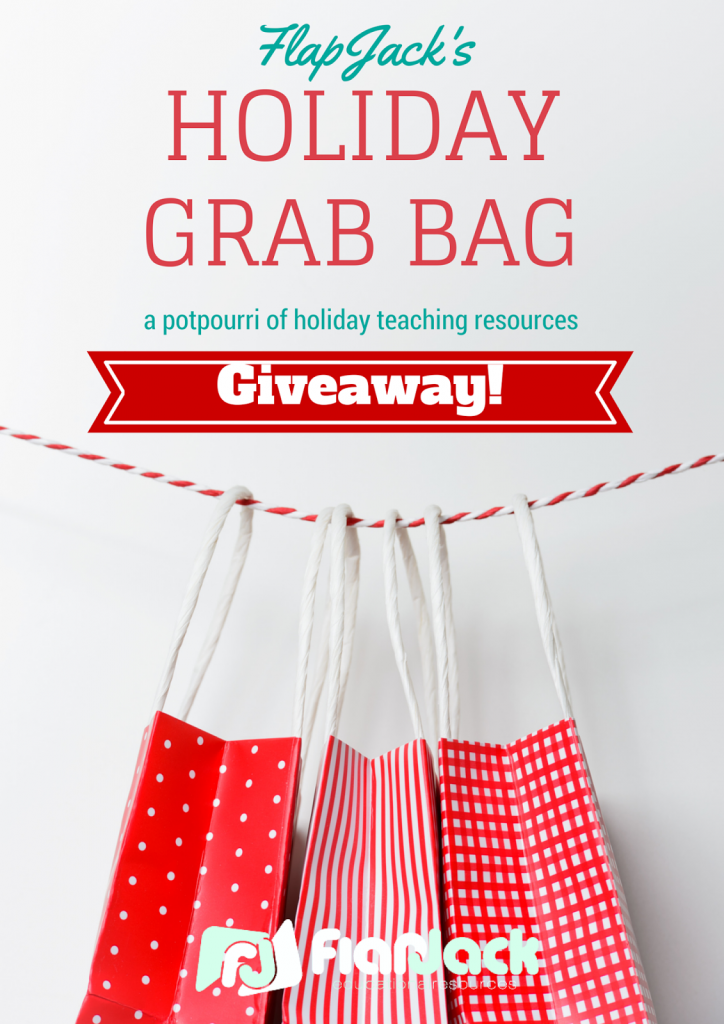 FlapJack Holiday Grab Bag Giveaway!