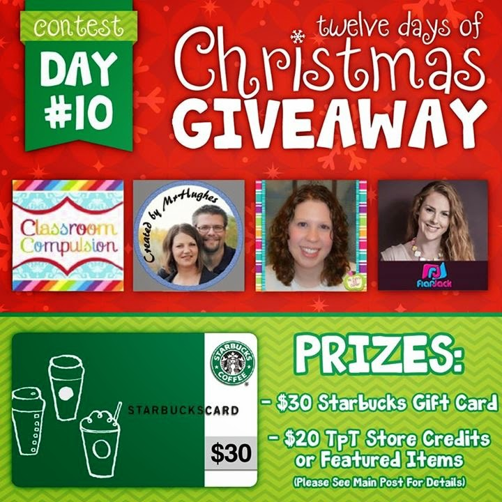 Starbucks Holiday Giveaway – Today Only!