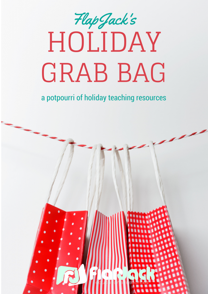 http://www.teacherspayteachers.com/Product/FlapJack-Holiday-Grab-Bag-Discounted-Resources-1573818