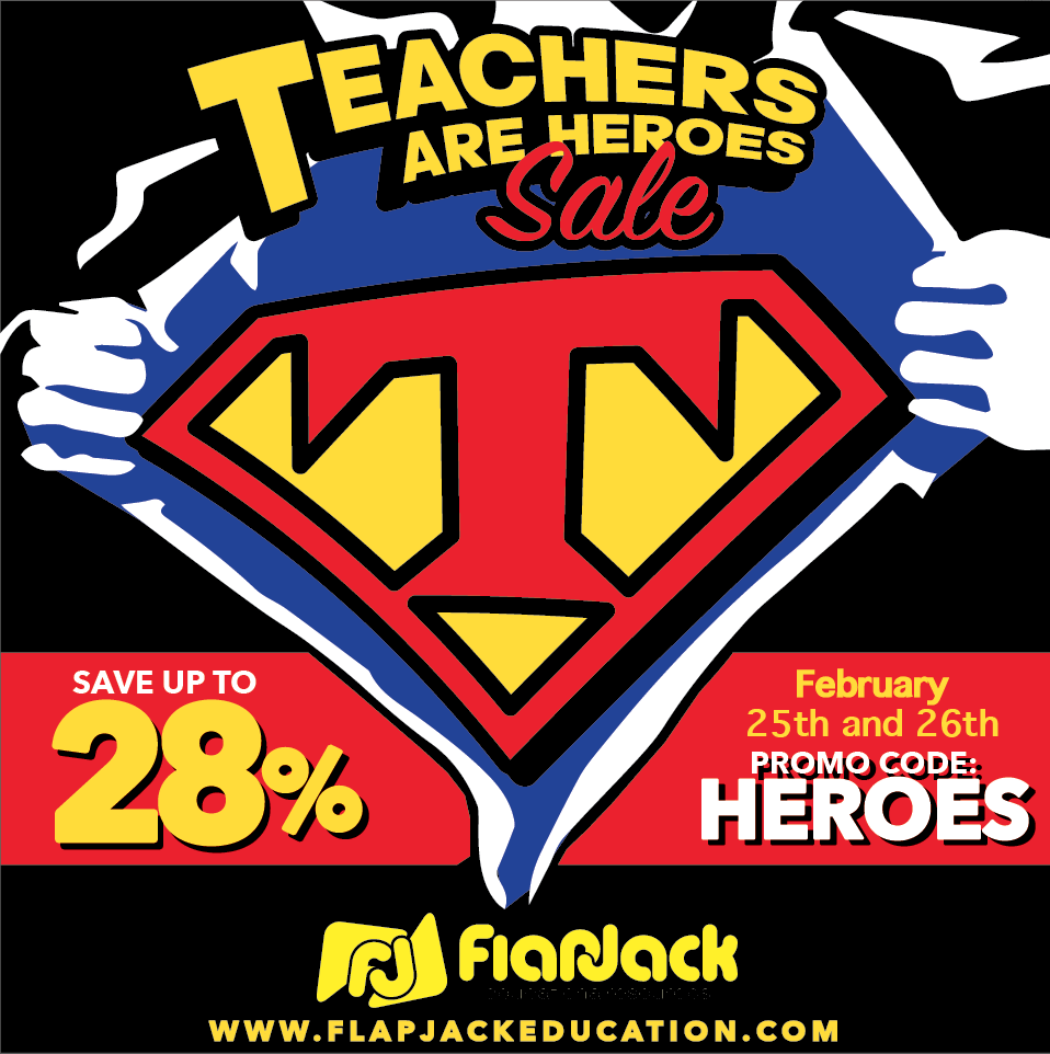 TpT Sale and Two New Resources!