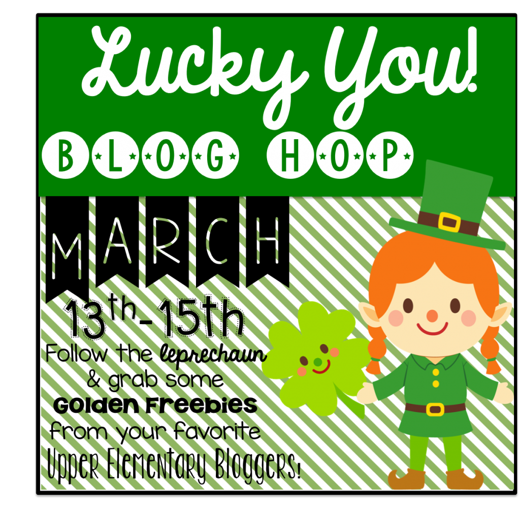 Lucky You Blog Hop!