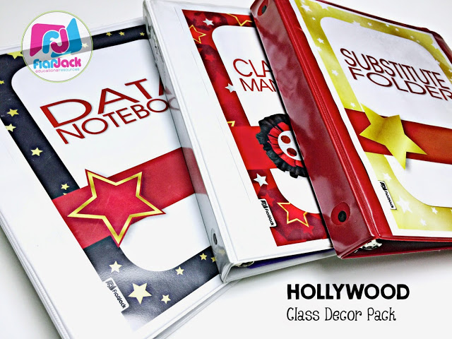 Hollywood Class Decor Pack