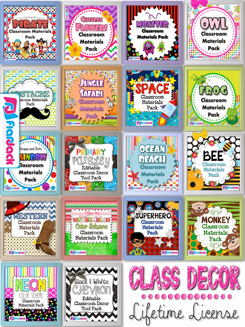 FlapJack Class Decor LIFETIME License Giveaway