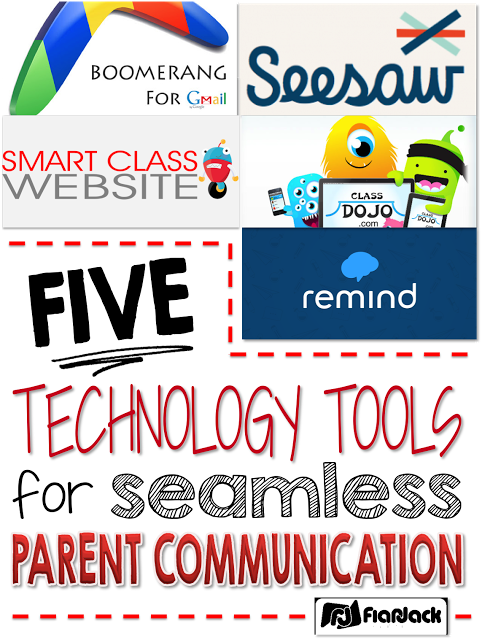 Five Technology Tools for Seamless Parent Communication