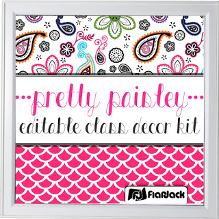 https://www.teacherspayteachers.com/Product/Editable-Pretty-Paisley-Class-Decor-Kit-1883196