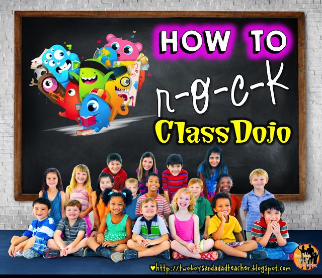 http://twoboysandadadteacher.blogspot.com/2015/07/how-to-rock-classdojo.html