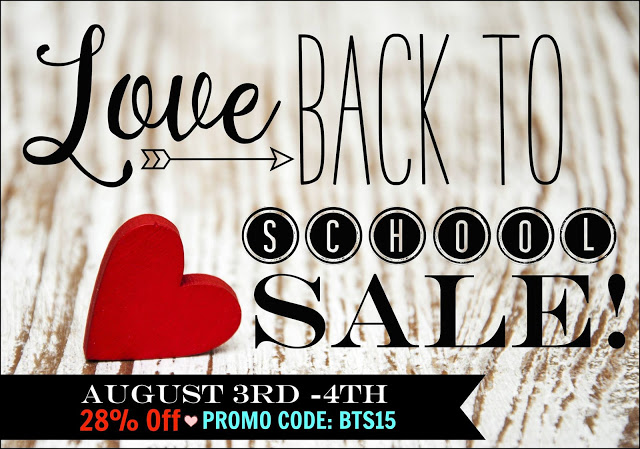 Back to School Sale at TpT and New QR Code Resource!