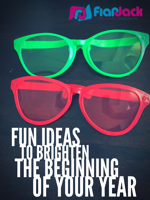 Fun Ideas to Brighten the Start of Your School Year