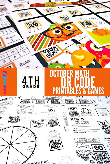 https://www.teacherspayteachers.com/Product/4th-Grade-October-QR-Code-Printables-Low-Prep-2121001