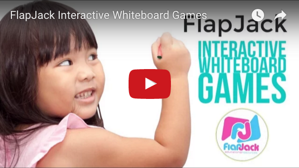 FlapJack Math Interactive Whiteboard Games