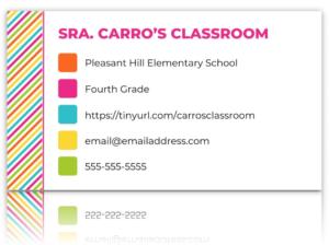 Free Editable Digital Classroom Newsletter